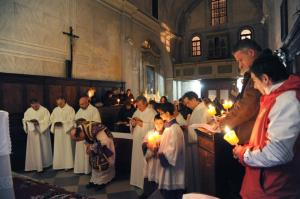 Tradicionālā Rorātmise Itālijā (New Liturgical Movement)