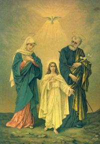 Svētā Ģimene (www.breviary.net)