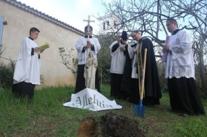 "Allelūja ""bēres"" (New Liturgical Movement)"